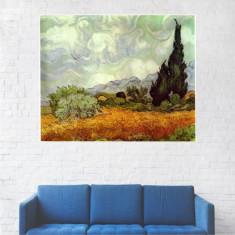 Tablou Canvas, Peisaj Camp - 40 x 50 cm