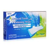 Benzi Albire Dinti, Advanced Teeth Whitening (fara peroxid), Cutie 14 plicuri