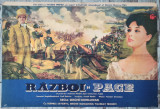 Razboi si Pace// afis film perioada comunista
