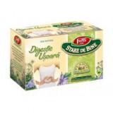 Ceai digestie usoara 20 doze - Fares