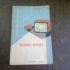 BOBINE RADIO - AUREL MILLEA