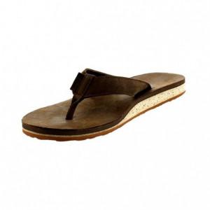 Șlapi Bărbați casual Piele Teva Classic Flip Premium Leather