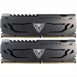Memorii Patriot Viper Steel 8GB(2x4GB) DDR4 3200MHz CL16 1.35v Dual Channel Kit