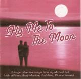 CD Fly Me To the Moon, jazz: Louis Amstrong, Tom Jones, Elvis Presley
