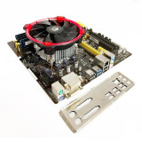GARANTIE! Kit Placa de baza ASUS CS-B + i7 4790 + 16GB DDR3 + Cooler LED Rosu
