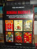 TESU SOLOMOVICI - ROMANIA MASONICA , 2005