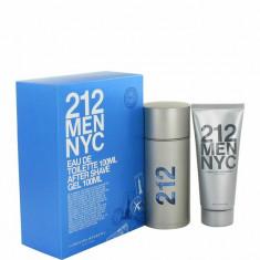 Set cadou 212 (Apa de Toaleta 100 ml + Aftershave 100 ml), Pentru Barbati