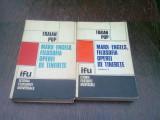 MARX-ENGELS, FILOSOFIA OPEREI DE TINERETE - TRAIAN POP 2 VOLUME