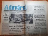 Ziarul adevarul 6 ianuarie 1990-articole despre revolutie