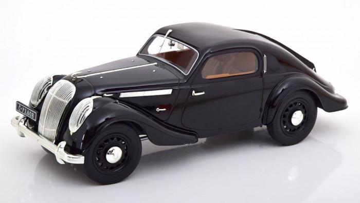 Macheta Skoda Popular Monte Carlo 1935 - iScale 1/18