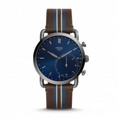 Smartwatch hibrid bărbătesc Fossil Commuter FTW1182