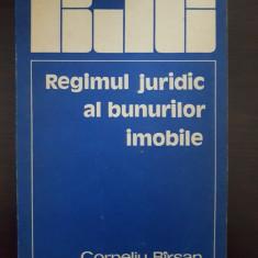 Biblioteca Juridica a Cetateanului REGIMUL JURIDIC AL BUNURILOR IMOBILE - Birsan