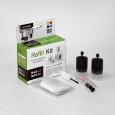 Kit Reincarcare ColorWay Canon Universal Black 2x20 ml/Recipient
