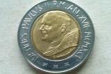MONEDA 500 LIRE 1995-VATICAN