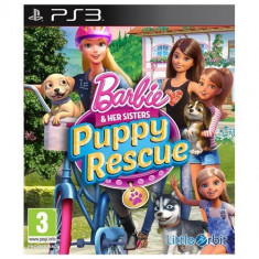 Barbie and Her Sisters: Puppy Rescue PS3