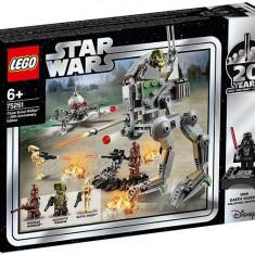 LEGO Star Wars - Clone Scout Walker editie aniversara 20 ani 75261