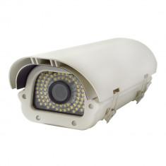 Aproape nou: Camera supraveghere video PNI LPR160 cu senzor Sony si lentila varifoc
