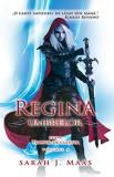 Regina umbrelor. Tronul de cleștar (Vol. 4)