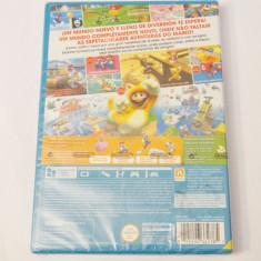 Joc Nintendo Wii U - Super Mario 3D World - sigilat, Actiune, 3+, Single player