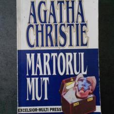 AGATHA CHRISTIE - MARTORUL MUT