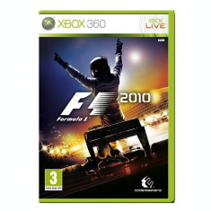 Formula 1 2010 XB360