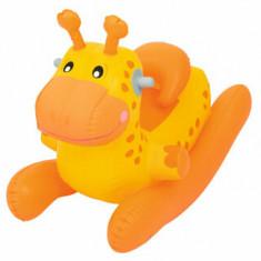 Balansoar pentru copii Bestway, galben