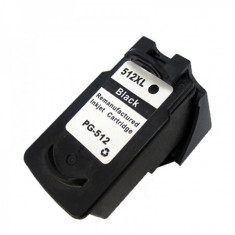 Cartus Canon PG-512 Black compatibil, Negru