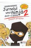 Jurnalul unui ninja dintr-a sasea Vol.2: Invazia piratilor - Marcus Emerson