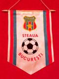 Fanion fotbal STEAUA BUCURESTI (anii`80)