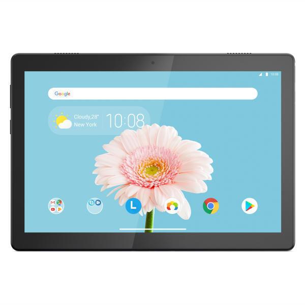 "Tableta Lenovo Tab M10 TB-X505L, Procesor Quad-Core 2.0GHz, IPS Capacitive touchscreen 10.1"", 2GB RAM, 32GB Flash, 5MP, Wi-Fi, Bluetooth, 4G, Android"