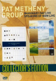 PAT METHENY GROUP - 2DVD: 'Imaginary Day Live' & 'Speaking Of Now Live'