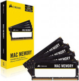 Memorii Laptop Corsair Mac Apple 32GB(4x8GB), DDR4-2666MHz, CL18, Quad channel