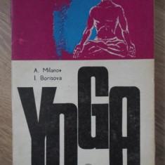YOGA-A. MILANOV, I. BORISOVA