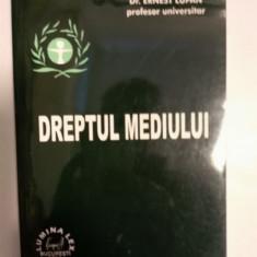 DREPTUL MEDIULUI