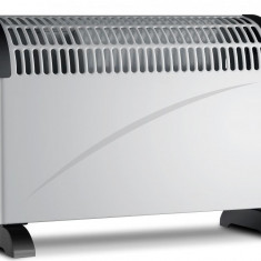 Convector - Calorifer Electric De Podea - Perete 2000W - Turbo Cu Ventilator