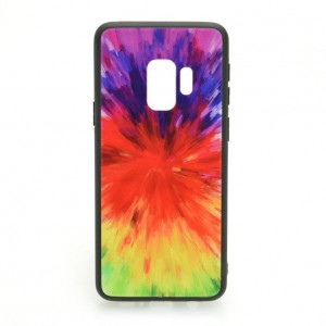 Husa Glass Case Samsung S9 Plus - Model 3