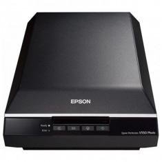 Scaner Portabil Epson Perfection V550 Photo B11B210302 6.400 ppp 3,4 Dmax A4 USB 2.0 B
