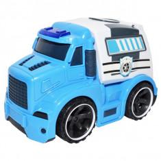 Masina politie cu lumina si sunet