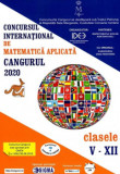 Revista Cangurul Matematica Aplicata clasele V XII/***, Sigma