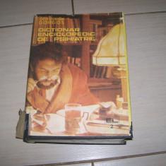 DICTIONAR ENCICLOPEDIC DE PSIHIATRIE CONSTANTIN GORGOS VOL 2