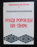 Virgiliu Florea (ed.) - Poezii poporale din cîmpie (câmpie)