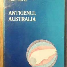 ANTIGENUL AUSTRALIA ASPECTE TEORETICE SI IMPLICATII IN PATOLOGIE - N. BARBU, R.