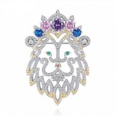 Brosa Borealy Pretty Lion Multicolor