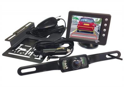 Camera video mers inapoi, parcare cu spatele, cu display wireless 3.5 inch Kft Auto foto