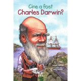 Cine a fost Charles Darwin?   Deborah Hopkinson
