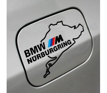 Sticker auto capac rezervor model BMW ///M foto
