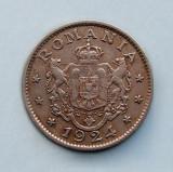 ROMANIA  -  1 Leu 1924