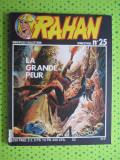 RAHAN nr.25 , colectia noua, limba franceza