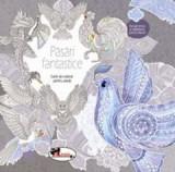 Pasari fantastice - Carte de colorat pentru adulti, Aramis