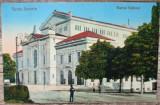 Turnu Severin, Teatrul National// CP, Circulata, Fotografie